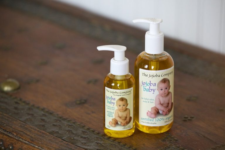 non toxic skincare for babies
