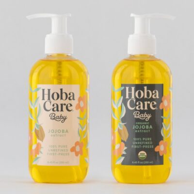 HobaCare Baby Jojoba Oil Group