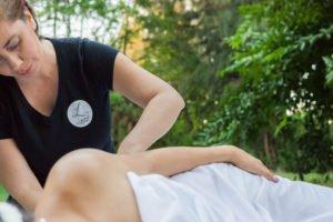 jojoba oil as a massage medium