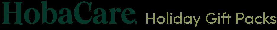 HobaCare Holiday Gift Packs