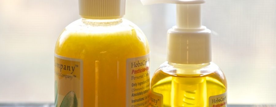 Jojoba will solidify or go cloudy at lower temperatures
