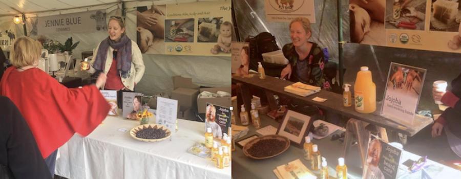 Common Ground Fair Vendor Booth