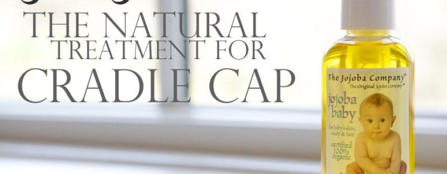jojoba for treating cradle cap