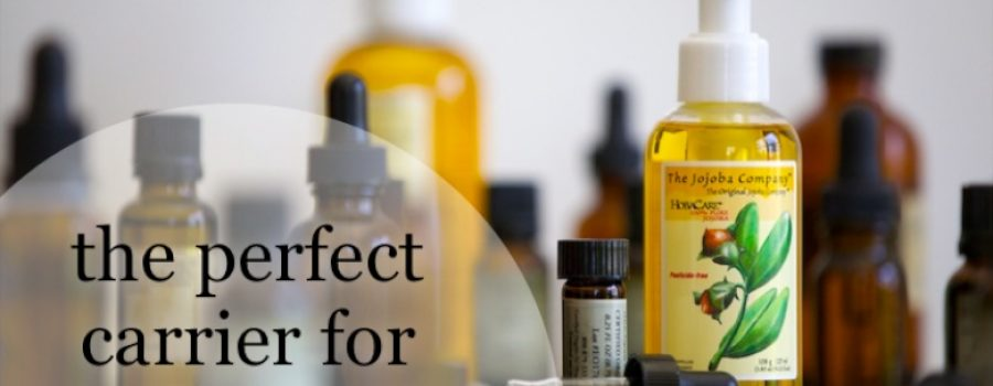 Why jojoba is a great carrier for essential oils