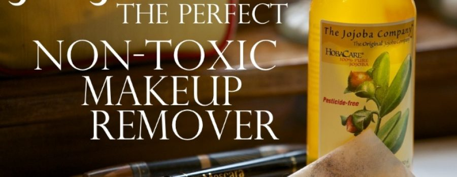 jojoba is the perfect makeup remover