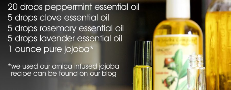 herbal muscle rub recipe